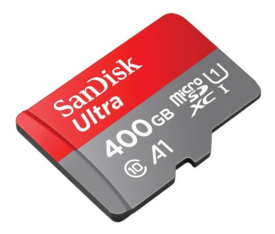 Cartão De Memória Micro Sd 400gb 100mb/s Sandisk Ultra