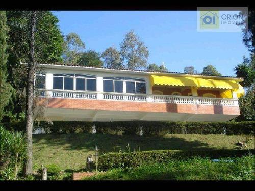 Imagem 1 de 13 de Chácara Com 2 Dormitórios À Venda, 14311 M² Por R$ 1.700.000,00 - Ingahi - Itapevi/sp - Ch0053