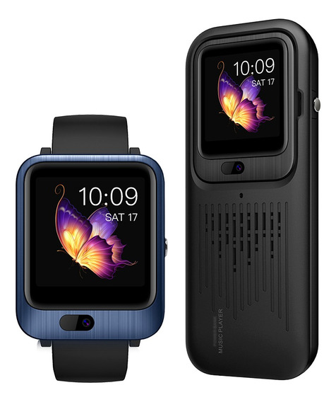 Lemfo Lem11 4g Reloj Inteligente Teléfono Android 7.1.1
