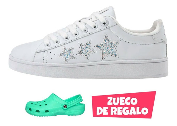Zapatillas Topper Candy Remix Ii Mujer