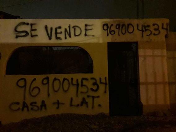 Se Vende Casa + Lateral (talara Alta - Calle Y 39)
