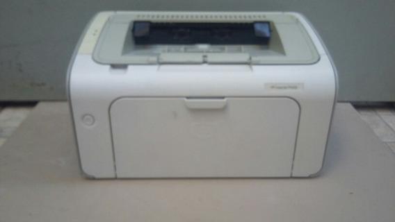 Impressora Hp Laserjet P1005 Funcionando
