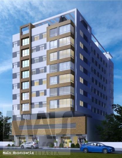 Apartamento Para Venda Em Torres, Centro, 3 Dormitórios, 1 Suíte, 2 Banheiros, 2 Vagas - Dva1086
