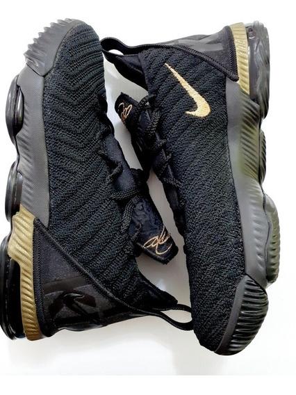 Nike Lebron Xvi I Am King Lebron Nuevos Mr Sports (5007)