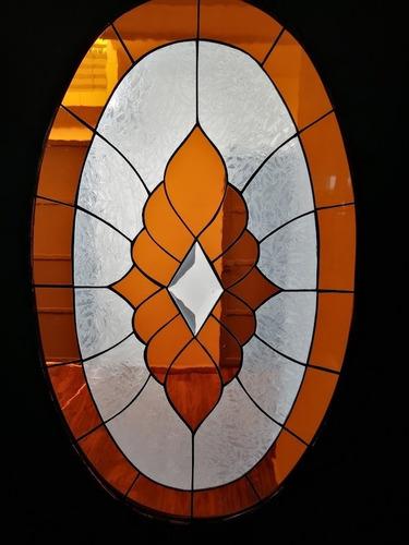 Imagen 1 de 3 de Vitral Tiffany Para Puerta