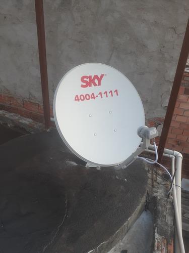 Imagem 1 de 4 de Instalador Técnico  De Antenas, Tv Via Satélite, Cabo,
