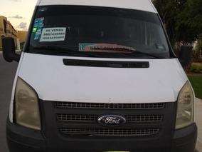 Ford Transit 2.2 Van Larga Aa Custom Mt 2012