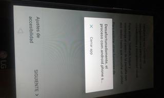 LG Stylo 3 Ls777 Con Falla En Software