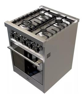 Cocina Industrial Morelli 55cms. Zafira , Encendido ,fundicion Ahora 12