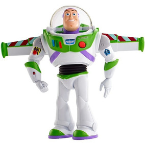 Novo Toy Story 4 Buzz Lightyear Luz Som E Movimento Mattel