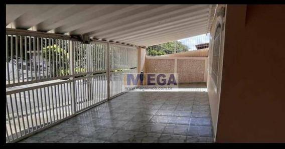 Casa Com 3 Dormitórios À Venda, 145 M² Por R$ 400.000,00 - Jardim Eulina - Campinas/sp - Ca1249