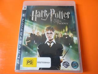 Canje 1x1 Harry Potter Orden Fenix Ps3 Venta Envíos S/cargo