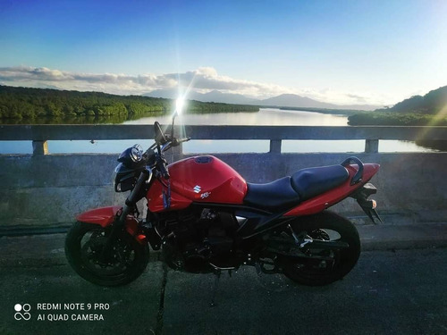 Imagem 1 de 3 de Suzuki Bandit 650n