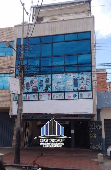 Edificio Comercial En La Av Paez De Maracay