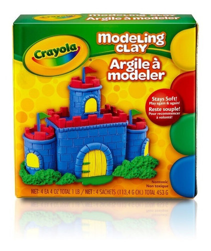Arcilla Moldeable Crayola