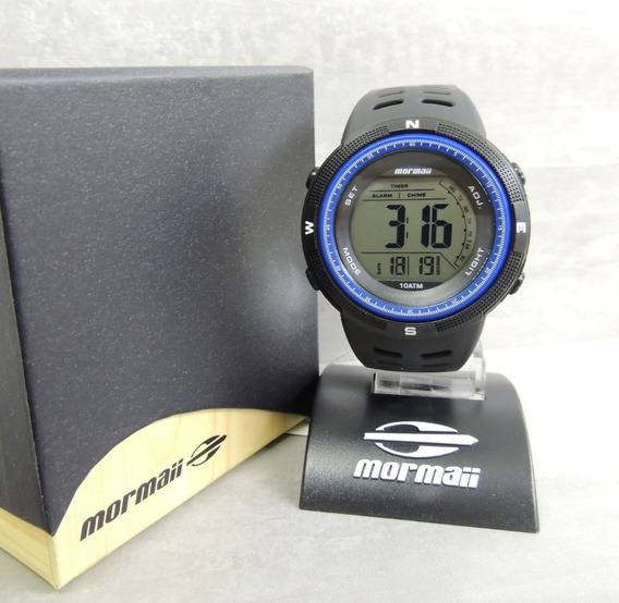 Relógio Mormaii Wave Masculino Mod: Mo3590aa/8a - Nfe