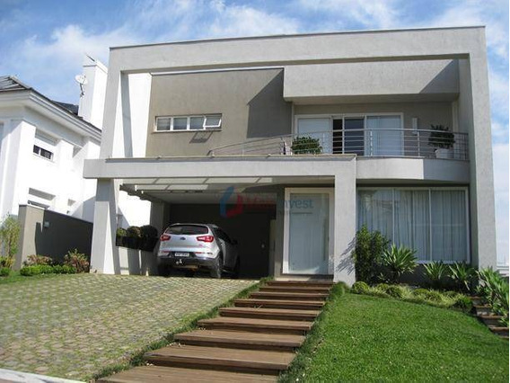 Casa Com 4 Dormitórios Para Alugar, 486 M² Por R$ 10.500/mês - Alphaville Graciosa - Pinhais/pr - Ca0021