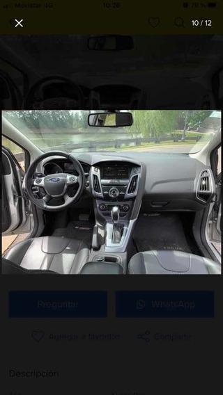 Ford Focus Iii 2.0 Titanium At6 2014