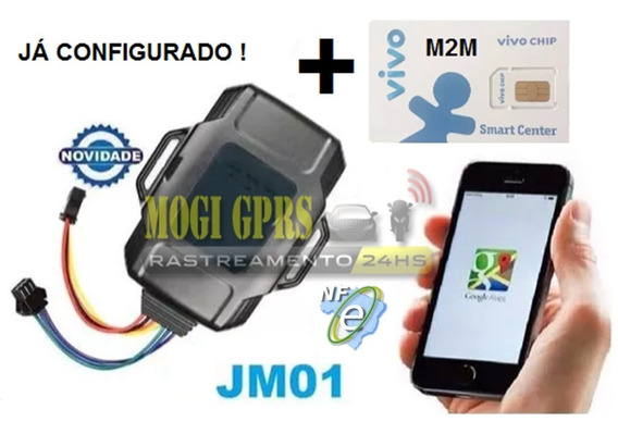 Rastreador Para Motos, Carros, Jm01, +chip M2m, + Plataforma