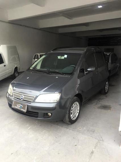 Fiat Idea Elx 1.4 - Flex - 2006.
