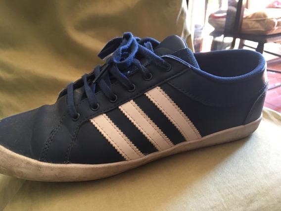 Zapatillas De Cuero adidas De Mujer! Talle 39