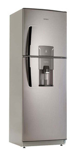 Heladera Patrick HPK151M11 silver con freezer 388L 220V