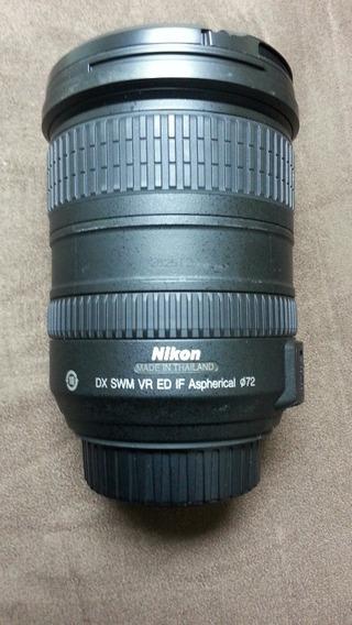 Lente Nikon Af-s Nikkor 18-200mm 1:3.5-5.6 G Ed