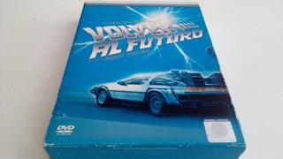 Volver Al Futuro - Edición De Colección 4 Dvds Musicbooks