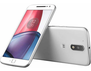 Moto G4 Plus - 32gb - Branco