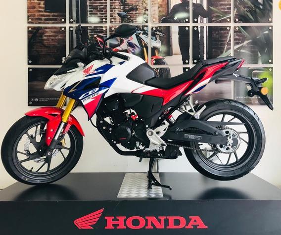Honda Cb 190r Racing Mod 2021