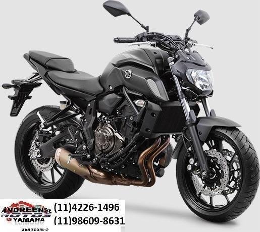 Mt 07 Yamaha - 2019 - Taxa Zero Ou Taxas Especiais And Motos