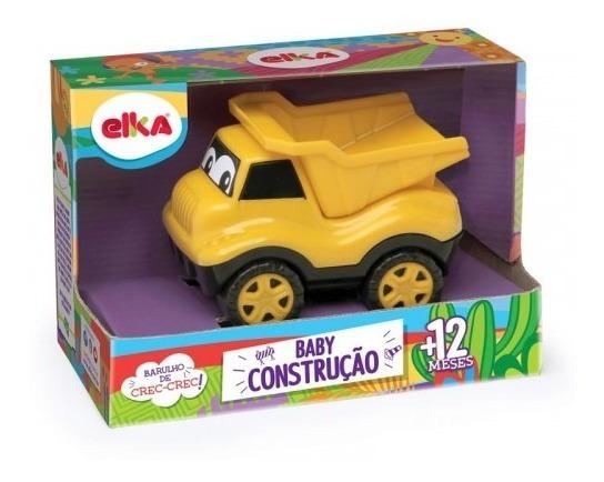 Baby Construção Caminhão Elka