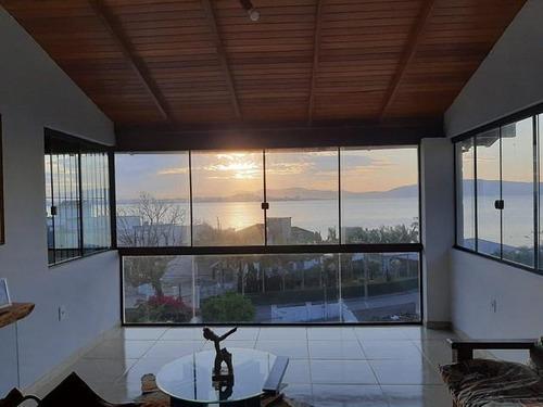 Casa Com 4 Dormitórios À Venda, 273 M² Por R$ 1.170.000,00 - Ponta De Baixo - São José/sc - Ca3431