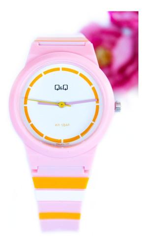 Reloj Q&q Qyq Original Mujer + Envío Gratis