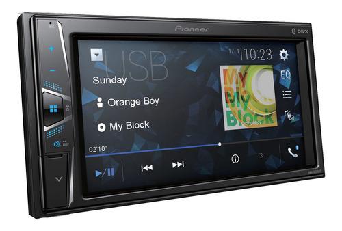 Imagen 1 de 6 de Auto Estereo Pantalla Tactil Bluetooth Dmh-g225bt Pioneer