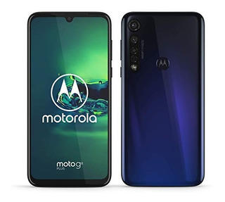 Motorola Moto G8 Plus - Nuevo - Original - Libre De Fabrica