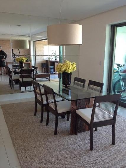 Excelente Apartamento 4 Quartos Transformado Em 3 - 4745