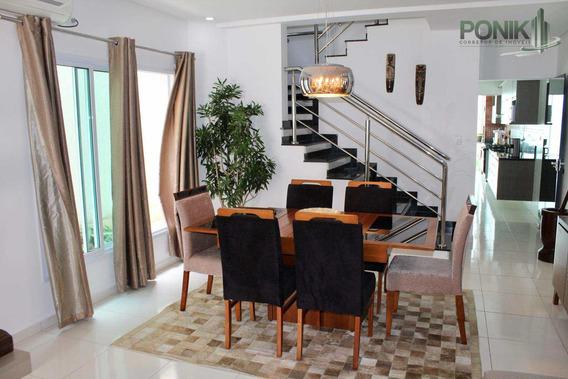 Sobrado Com 4 Dorms, Canto Do Forte, Praia Grande - R$ 1.1 Mi, Cod: So1156 - Vso1156