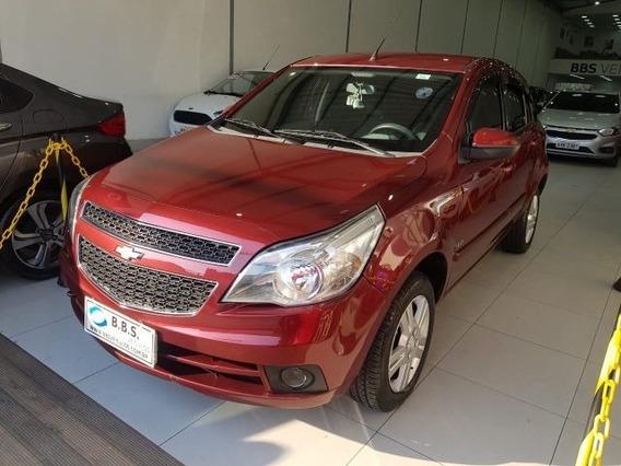 Chevrolet Agile Ltz 1.4 Mpfi 8v Econo.flex, Eqz6937