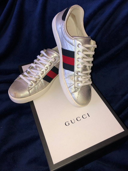 Tênis Gucci Ace Original