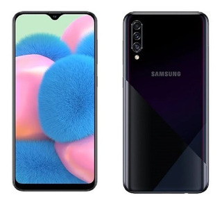 Teléfono Samsung A30s 32gb Negro - Stock Mobile Shop
