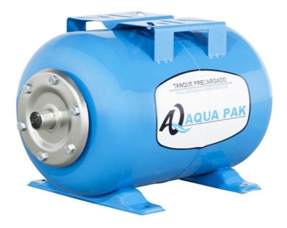 Tanque Hidroneumatico Aqua Pak Membrana Intercambiable 50lts