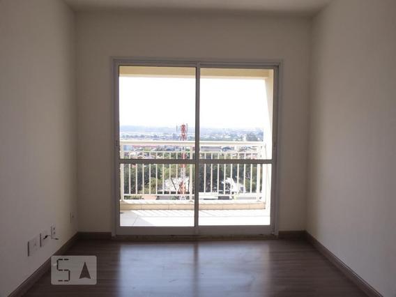 Apartamento No 6º Andar Com 2 Dormitórios E 1 Garagem - Id: 892961989 - 261989