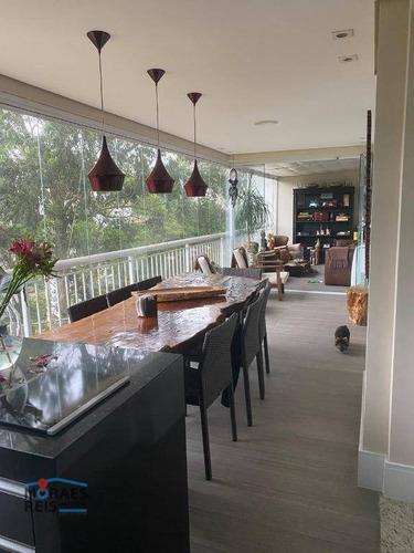 Apartamento À Venda, 235 M² Por R$ 1.749.000,00 - Vila Andrade (zona Sul) - São Paulo/sp - Ap15678