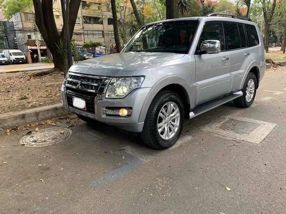 Mitsubishi Montero 3.9 Limited At 2017