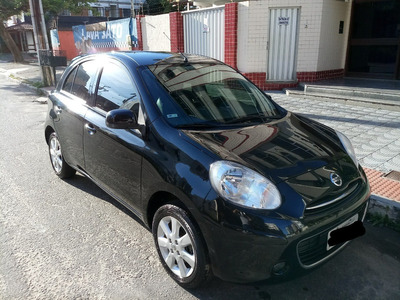 Nissan March 1.6 Sv 2014