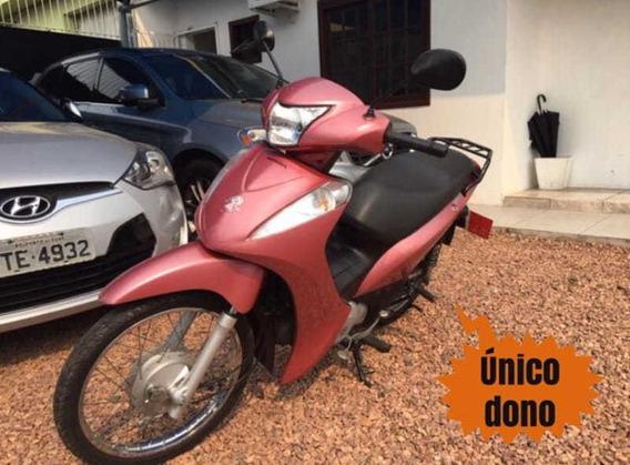 Honda Biz 125 Es 2014