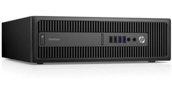 Computador Hp Elitedesk 800 G2 I5 6° Geração 4gb 240ssd