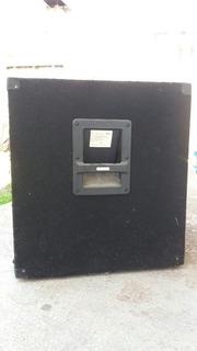 Bafle Subwoofer 15 Proco 200w Rms / 400w Pico