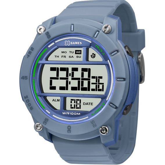 Relógio Masculino X-games Original Garantia Nfe Xmppd523bxdx